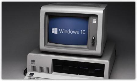 Технологии: Windows 30 лет!