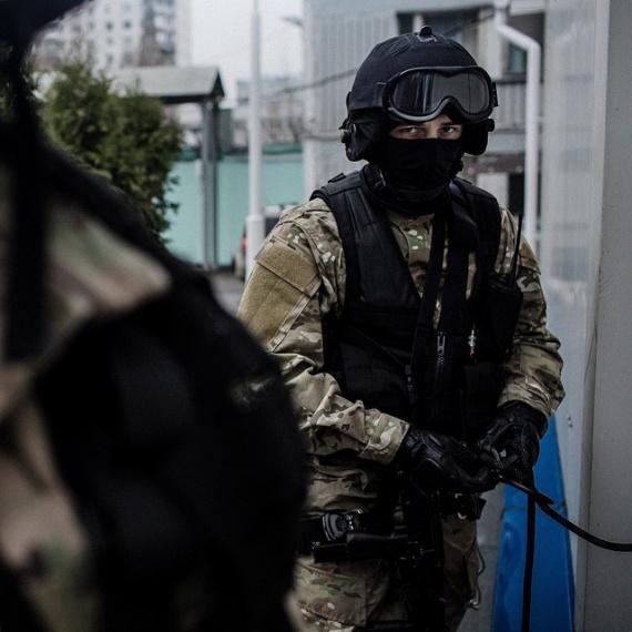 Интересное: Центр специального назначения ФСБ России