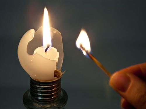 Новости: Крым остался без света
