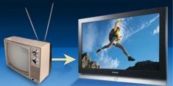 Технологии: Общество: Бесплатное цифровое ТВ - 30 каналов + 3 радио
