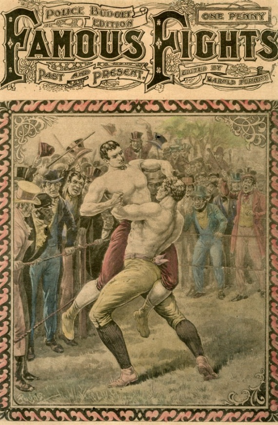 Интересное: Кровавый спорт XIX века