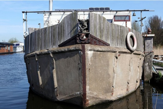 Интересное: Железобетонные корабли