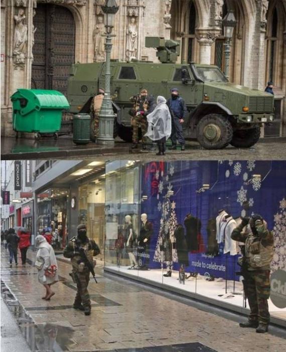 Общество: Брюссель сегодня