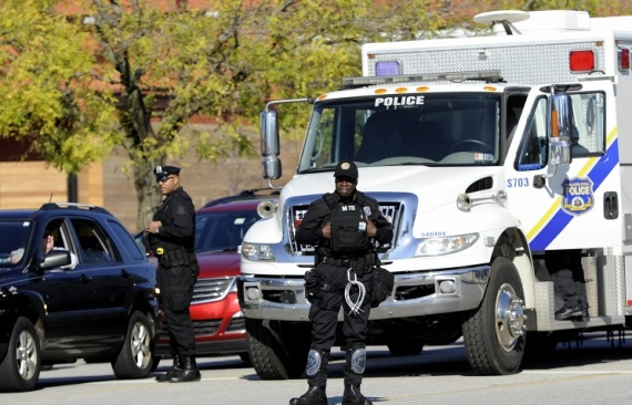Новости: В перестрелке в парке Нового Орлеана ранены 16 человек