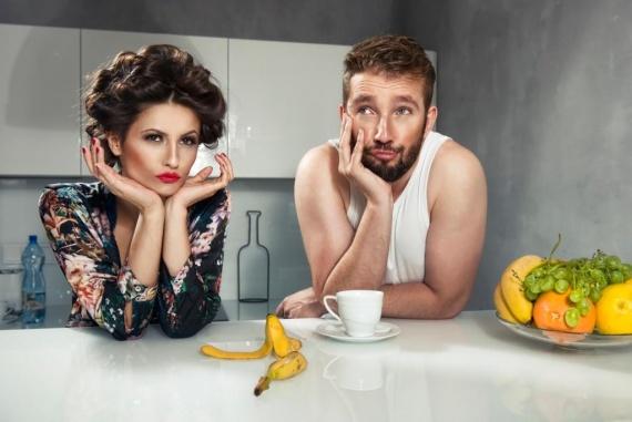 Интересное: Оказывается, мужики толстеют из-за женщин