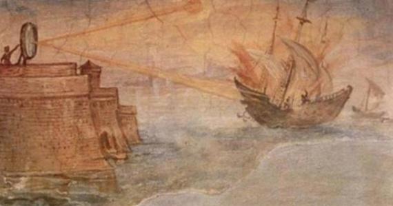 Интересное: Что древние люди делали лучше нас