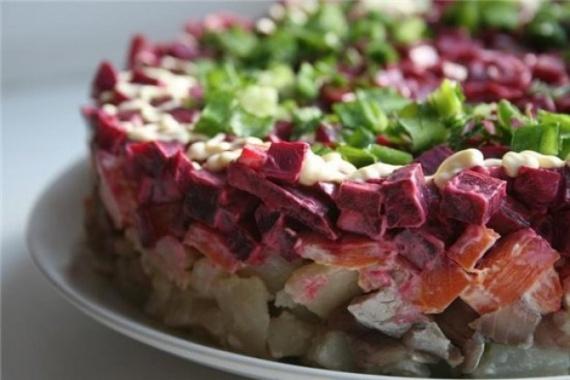 кухня: Новогодние блюда