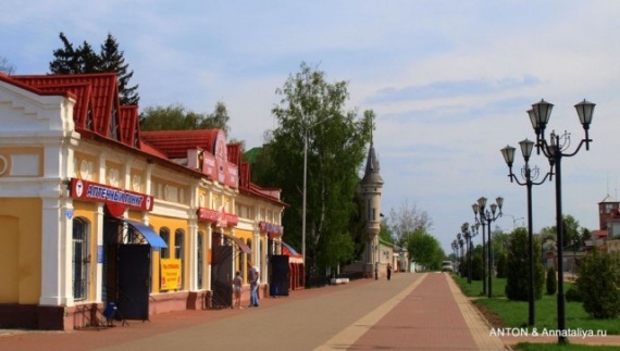 Общество: Российская провинция: чистая и ухоженная.