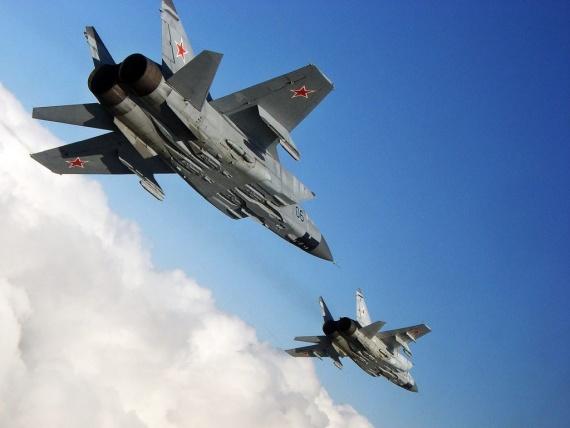Новости: Минобороны получило партию истребителей МиГ-31