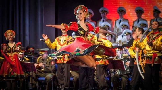 Политика: Эстония запретила концерт ансамбля им. Александрова в Таллине