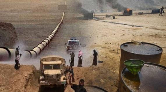 Политика: Как ИГИЛ торгует нефтью