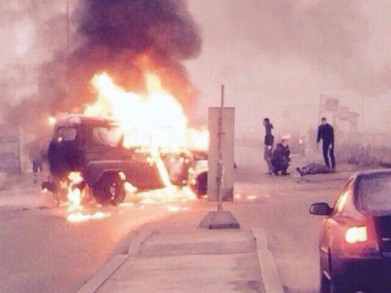 Проишествия: В Питере расстреляли полицейских