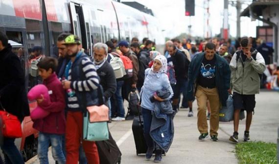 Общество: Беженцы негодуют
