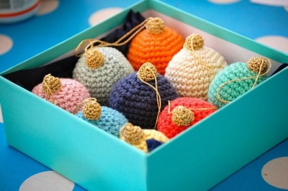 Полезные советы: Ёлочные игрушки своими руками