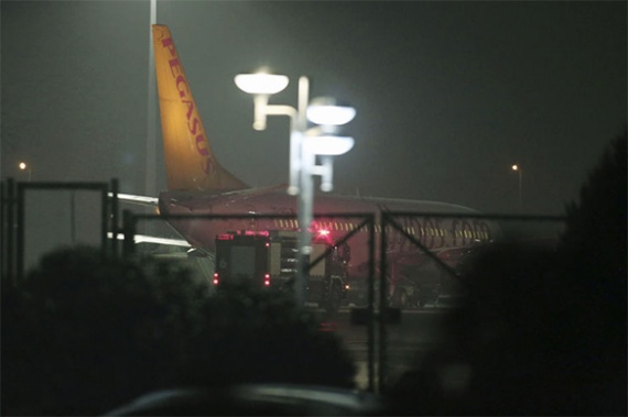 Новости: В аэропорту Стамбула прогремел мощный взрыв