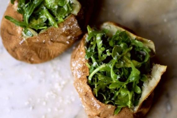 Полезные советы: кухня: Запеченная картошка