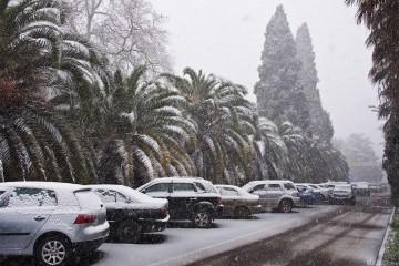 Блог djamix: В Сочи придет зима?