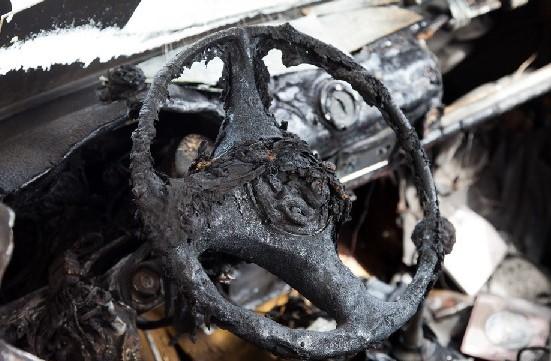 Проишествия: Во Франции сожгли 804 автомобиля