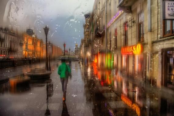 Картинки: Дождливые фотографии