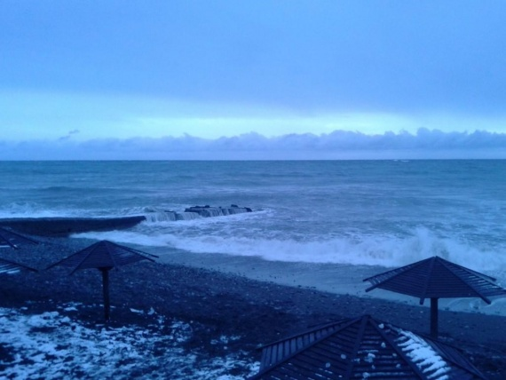 Блог djamix: И снова зимний Адлер