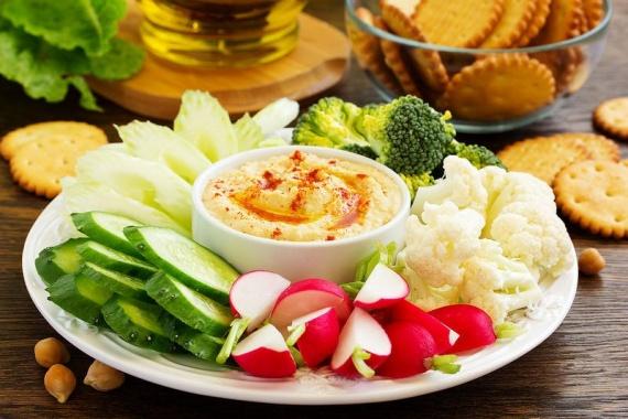 Полезные советы: Хумус
