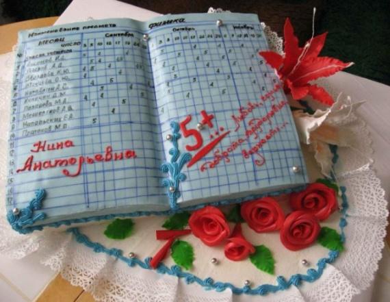 Картинки: Креативные тортики