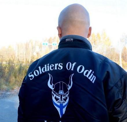 Общество: Солдаты Одина