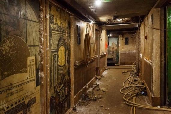 Интересное: Лайнер Costa Concordia: взгляд изнутри