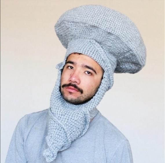 Интересное: Вязаные шапочки