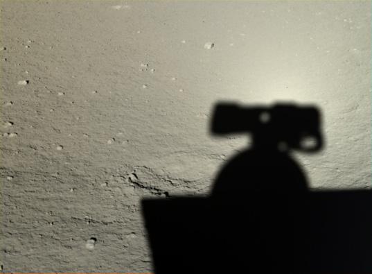 Интересное: Китайцы на Луне