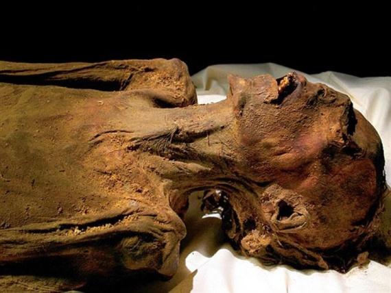 Интересное: Страшные археологические находки