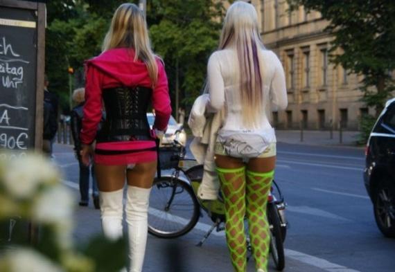 Интересное: Проституция в разных странах