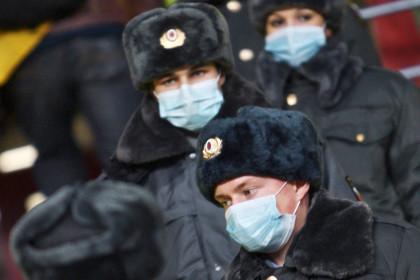 Общество: Армия - лучшая профилактика от гриппа