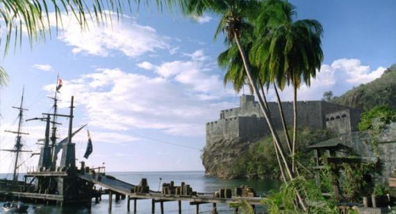Интересное: Пираты Карибского моря