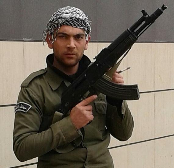 Общество: Сирийские военные испытали АК-104 в боях