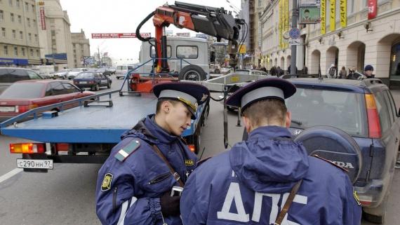 Новости: Машину со штрафстоянки разрешат забирать до уплаты штрафа
