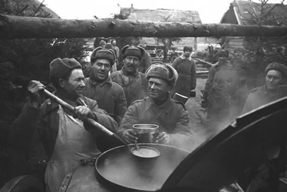 Полезные советы: Солдатская кухня