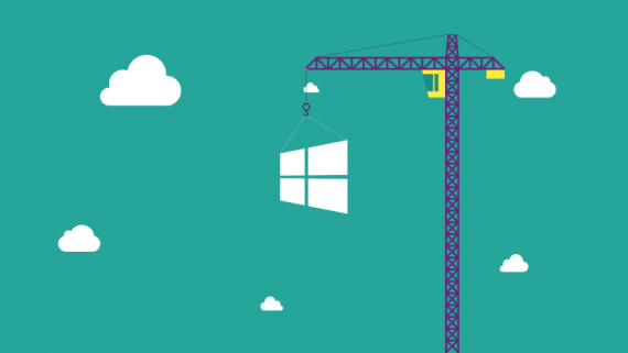 Технологии: Windows 10 Insider Preview 14267