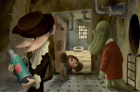 Юмор: Картинки: Старые мультфильмы на новый лад