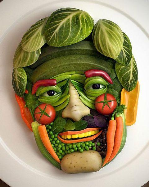 Юмор: Смешная еда