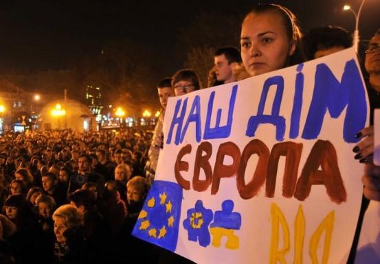 404: Не любят Украину в Европе