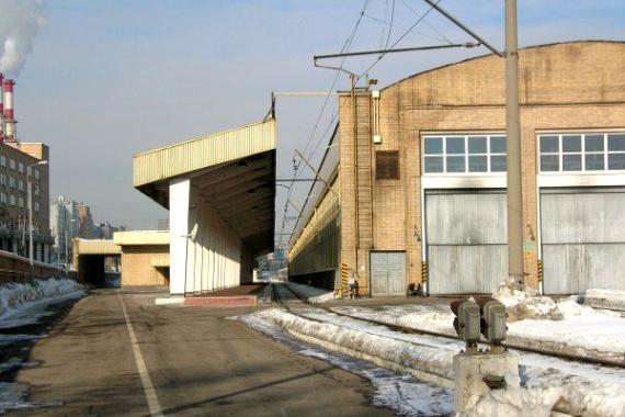 Интересное: Секретный вокзал Москвы
