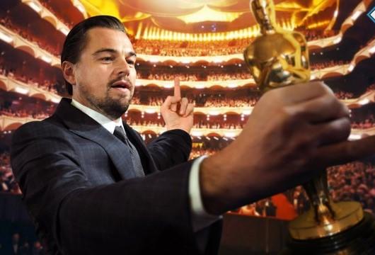Новости: Лео получил Оскар!