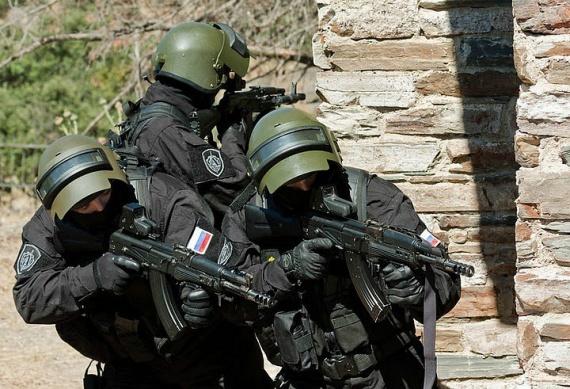 Интересное: Аксиомы спецназа ФСБ