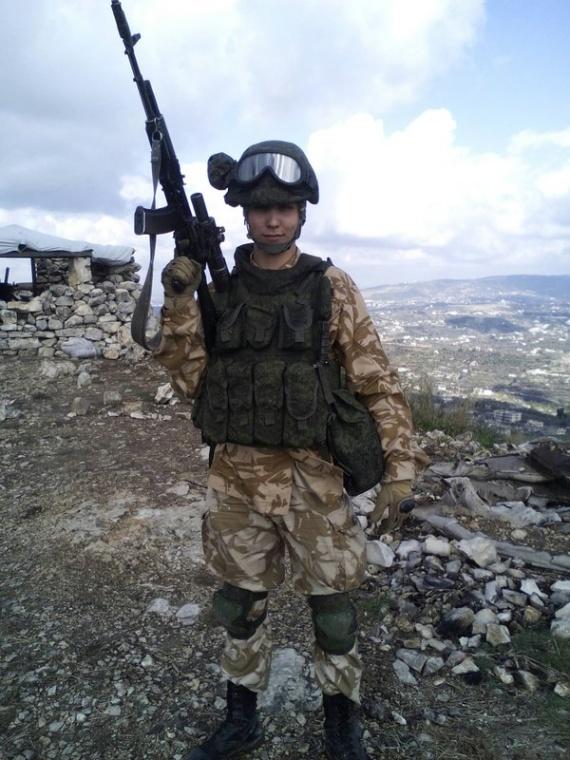 Интересное: Вежливые люди в Сирии. Часть 2