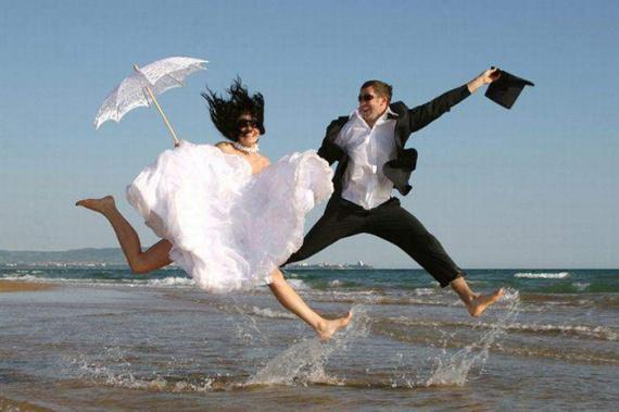 Юмор: Безумные свадьбы