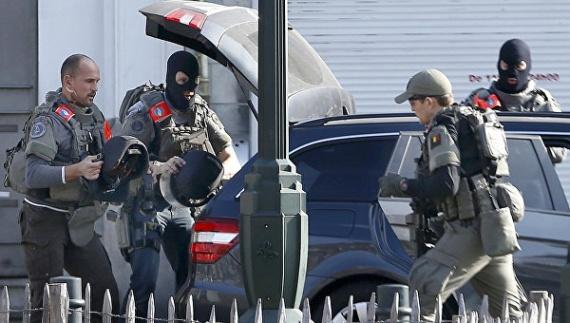Общество: Спецоперация в Брюсселе