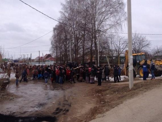 Криминал: Силовики наваляли цыганве в Плеханово