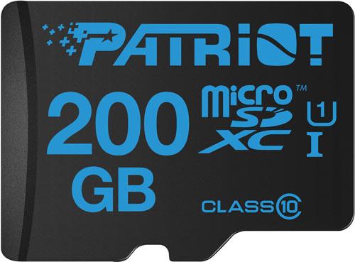 Технологии: Карты microSDXC объемом 200 ГБ