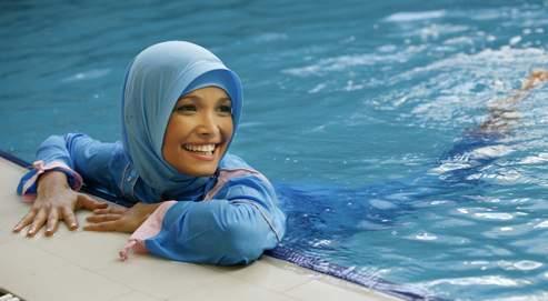 Безумный мир: В Европе начали продавать купальники для мусульманок – буркини